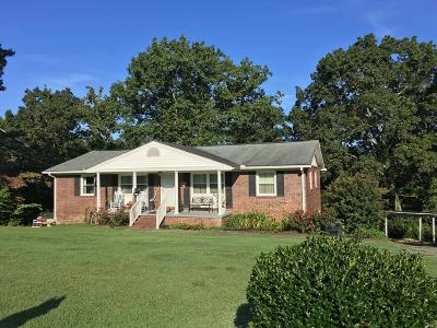 Hixson Single Family Home Contingent: 6001 Crestview Dr