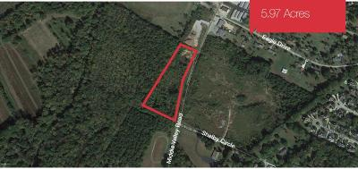 Hixson Residential Lots & Land For Sale: Middle Valley Rd
