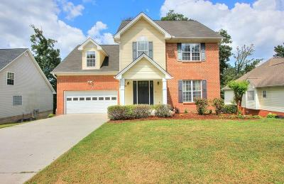 Ooltewah Single Family Home Contingent: 8527 Syntex Ln