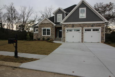 Ooltewah Single Family Home For Sale: 9092 Silver Maple Dr