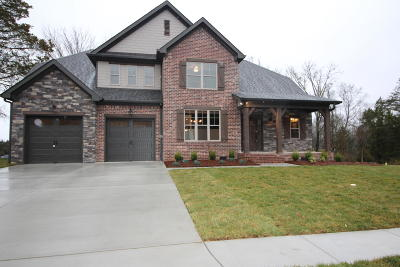Ooltewah Single Family Home For Sale: 7247 Gregory Dr
