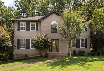 Hixson Single Family Home For Sale: 516 Woodcroft Dr