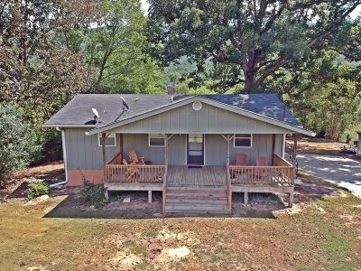 Rising Fawn Single Family Home Contingent: 4243 Cloverdale Rd