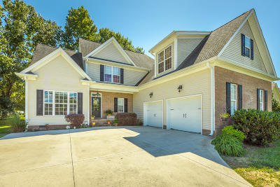 Hixson Single Family Home For Sale: 6676 Joyful Dr