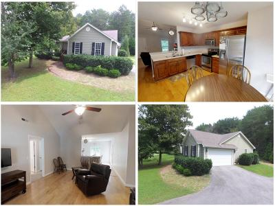 Hixson Single Family Home For Sale: 844 Lower Mill Rd