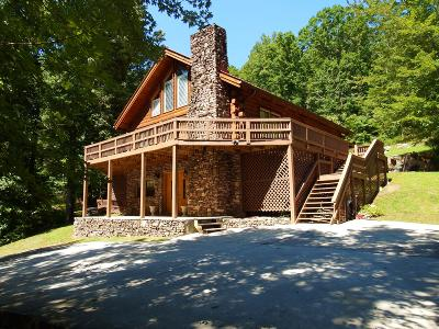 Marion Single Family Home Contingent: 106 Tarkiln Rd