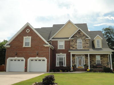 Ringgold Single Family Home For Sale: 167 Champagne Cir