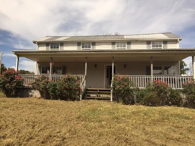Marion Single Family Home For Sale: 552 Condra Rd