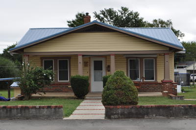 Pikeville Single Family Home For Sale: 500 Sequatchie Rd