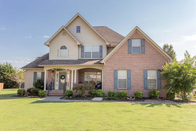 Ooltewah Single Family Home For Sale: 8415 Streamside Dr