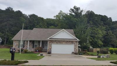 Soddy Daisy Single Family Home For Sale: 12196 Tobacco Rd