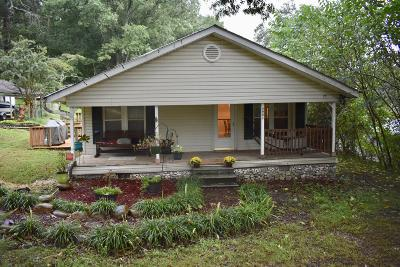Soddy Daisy Single Family Home For Sale: 10951 Hixson Pike