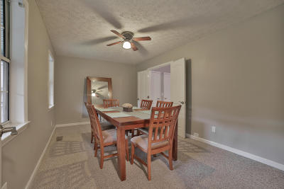 Chattanooga Single Family Home Contingent: 705 Gleason Terrace Ct