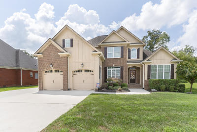 Ooltewah Single Family Home Contingent: 9240 Wandering Way