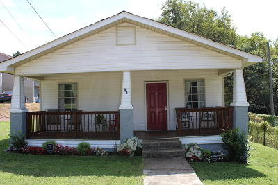 Chattanooga Single Family Home For Sale: 14 Trewhitt St