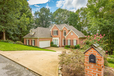 Ooltewah Single Family Home For Sale: 9600 Thornberry Dr
