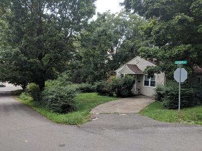 Athens Single Family Home For Sale: 10 Fairview Ave
