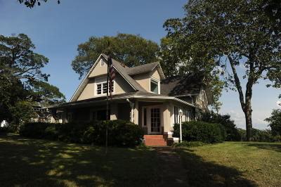 Chattanooga Single Family Home Contingent: 150 N Crest Rd