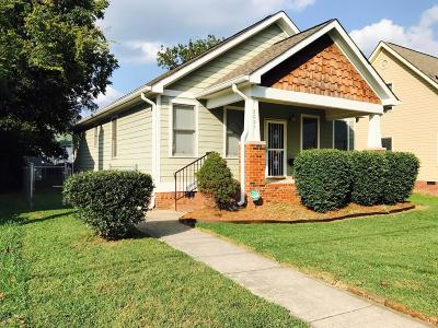 Chattanooga Single Family Home For Sale: 2007 Chamberlain Ave