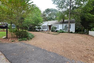 Chattanooga Single Family Home For Sale: 2822 Haywood Ave