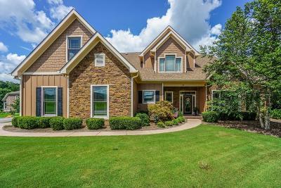 Ringgold Single Family Home For Sale: 75 Rain Dance Cir