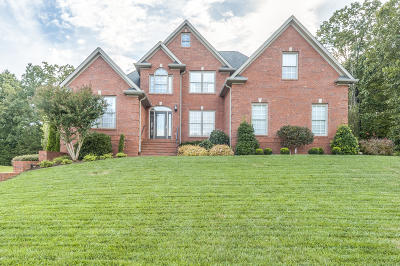 Soddy Daisy Single Family Home Contingent: 13272 Emerald Bay Dr