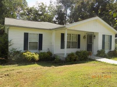Marion Single Family Home For Sale: 378 Alabama Ave