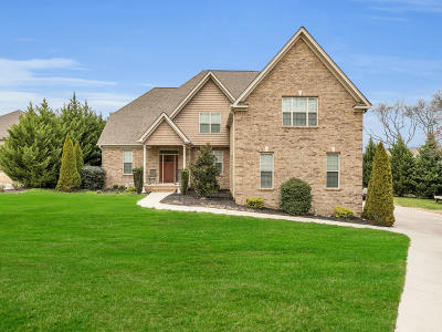 Ooltewah Single Family Home Contingent: 7807 Steppingstone Ln