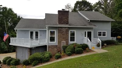 Hixson Single Family Home For Sale: 1706 Colonial Way Cir
