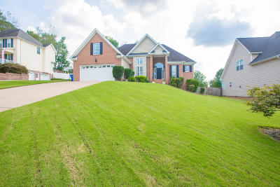 Chattanooga Single Family Home Contingent: 8758 Winterberry Rd #42