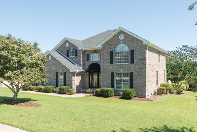 Soddy Daisy Single Family Home For Sale: 2242 Rolling Shores Cir