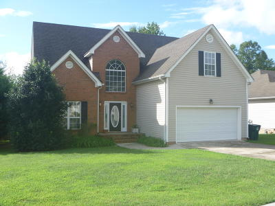 Chattanooga Single Family Home For Sale: 8615 Winterberry Rd Rd