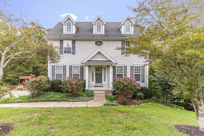 Ooltewah Single Family Home For Sale: 7080 Glen Cove Rd