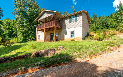 Marion Single Family Home For Sale: 477 Hicks Hollow Rd