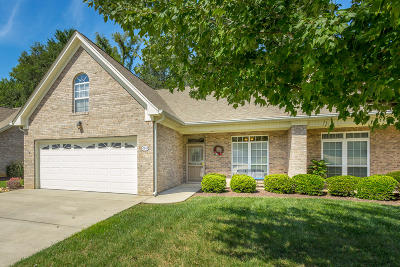 Hixson Townhouse For Sale: 6239 Amber Brook Dr