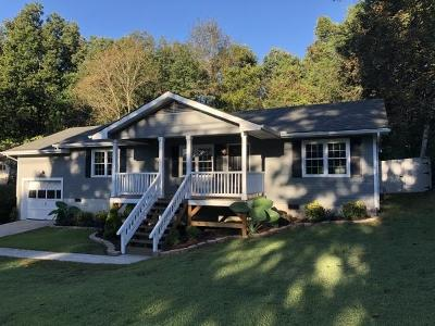 Ooltewah Single Family Home Contingent: 5319 Village Garden Dr