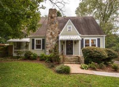 Chattanooga Single Family Home For Sale: 208 Culver St