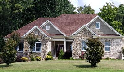 Marion County Single Family Home Contingent: 7024 S Pittsburg Mountain Rd #1