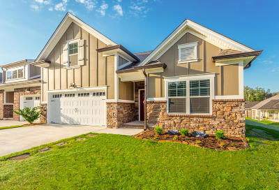 Chattanooga Townhouse For Sale: 8598 Petty Rd