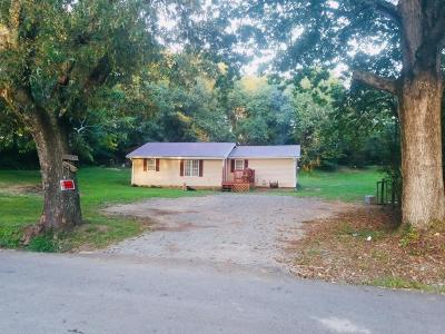 Soddy Daisy Single Family Home Contingent: 10214 Lovell Rd