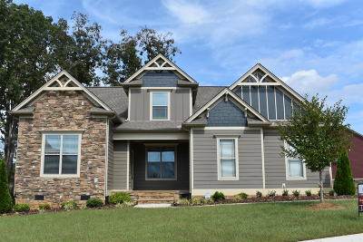 Ooltewah Single Family Home For Sale: 7530 Sandy Creek Ln #Lot No.