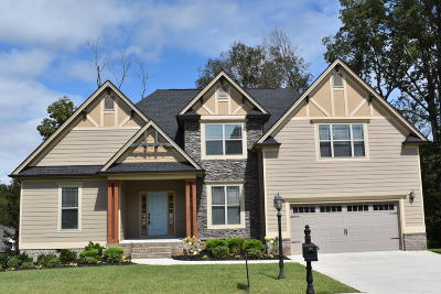 Ooltewah Single Family Home For Sale: 7538 Sandy Creek Ln #Lot No.