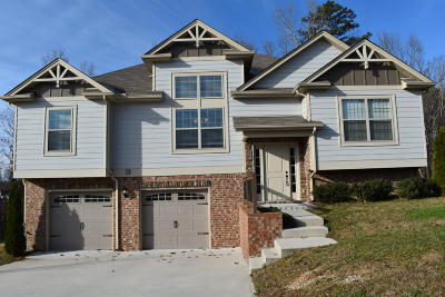 Hixson Single Family Home For Sale: 8299 Booth Bay Dr #Lot No.