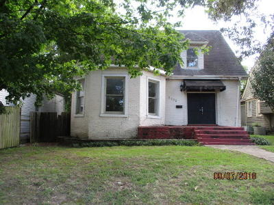 Chattanooga Single Family Home For Sale: 2202 Bailey Ave