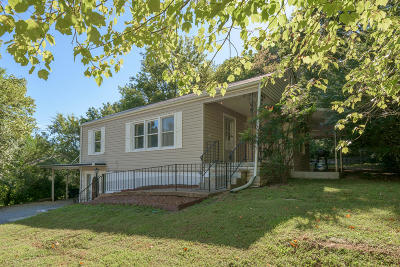 Chattanooga Single Family Home Contingent: 3710 Connelly Ln