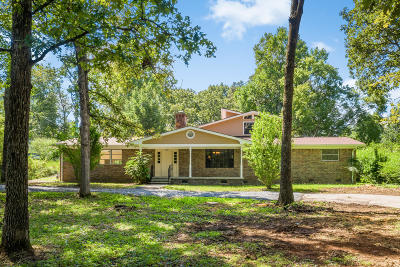 Ooltewah Single Family Home For Sale: 8704 Apison Pike
