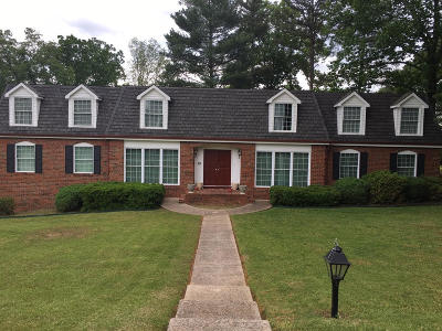 Chattanooga Single Family Home For Sale: 7820 Stonehenge Dr