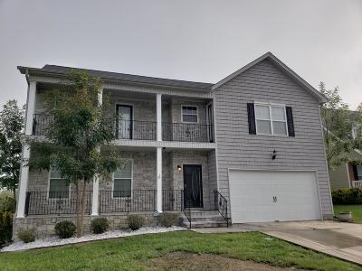 Ooltewah Single Family Home For Sale: 8435 Lexie Ln