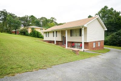 Soddy Daisy Single Family Home Contingent: 9416 Thrasher Tr