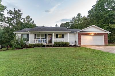 Soddy Daisy Single Family Home For Sale: 1268 Pendall Ln